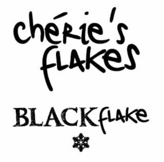 Logo Cherie's Flakes