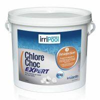Chlore choc expert Irripool
