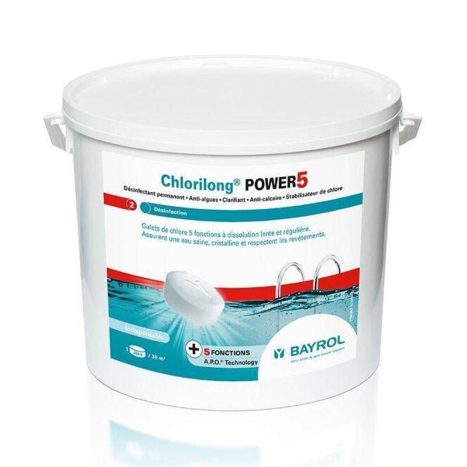 Chlorilong Power 5 Bayrol