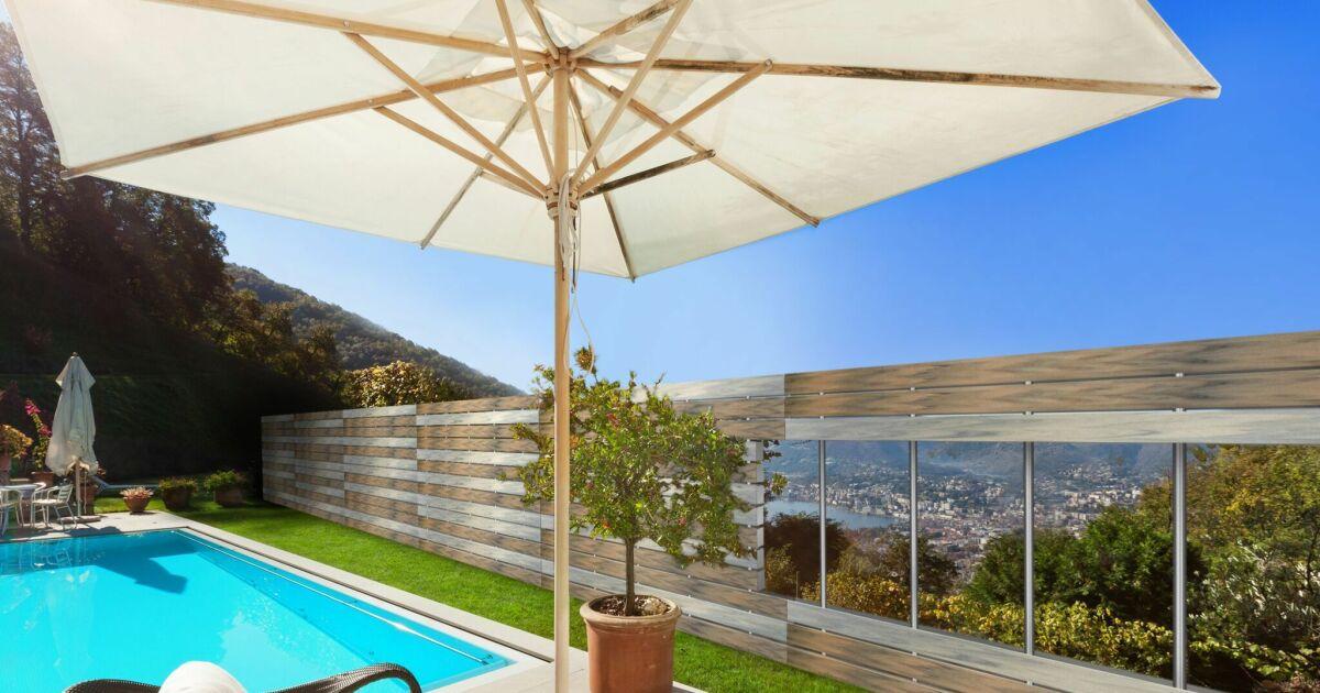 Des cl tures design et innovantes zoom sur la cl ture for Cloture piscine design