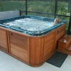 L'emplacement idéal pour installer un spa chez soi