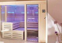 Chromo Zen de Clairazur : illuminez votre sauna