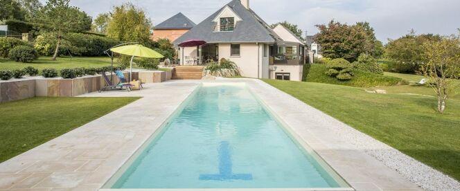 Chron'Ô, le couloir de nage conçu par Mondial Piscine et Laure Manaudou