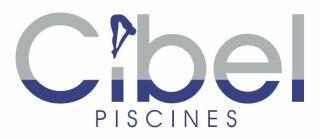 Logo CIBEL Piscines
