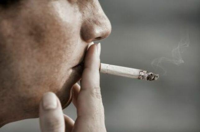 Cigarette et natation