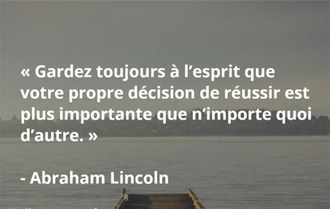 Abraham Lincoln © Coach Nage - Guide-Piscine.fr