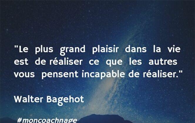 Walter Bagehot © Coach Nage - Guide-Piscine.fr