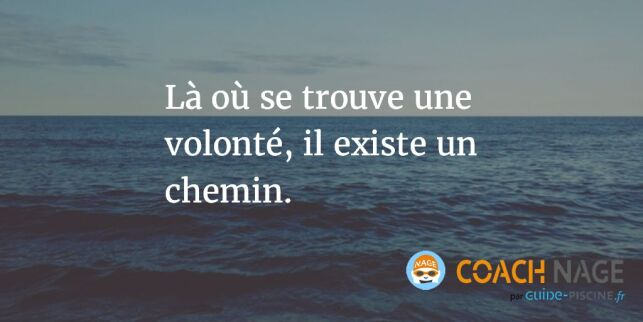Citation natation -