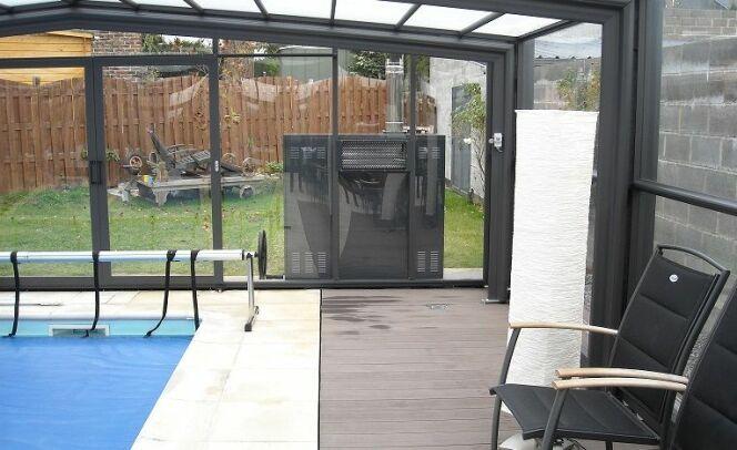 Climabris : votre abri de piscine à bonne température