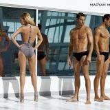 Eté 2013  : photos des maillots de bain glamour homme et femme