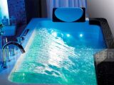 Colorer l'eau de votre spa