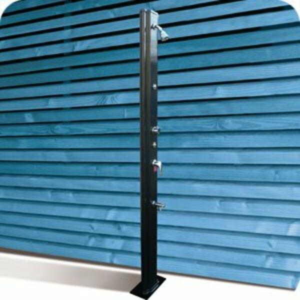 Combin douche piscine rio albon for Douche solaire piscine 40 litres
