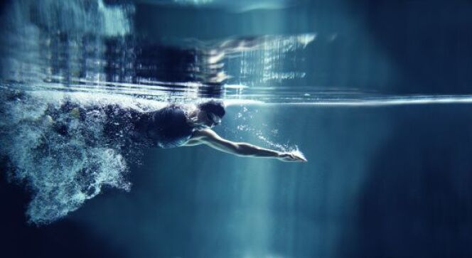 """Comment bien se préparer pour une compétition de nage en eau libre ?<span class=""""normal italic petit"""">DR</span>"""