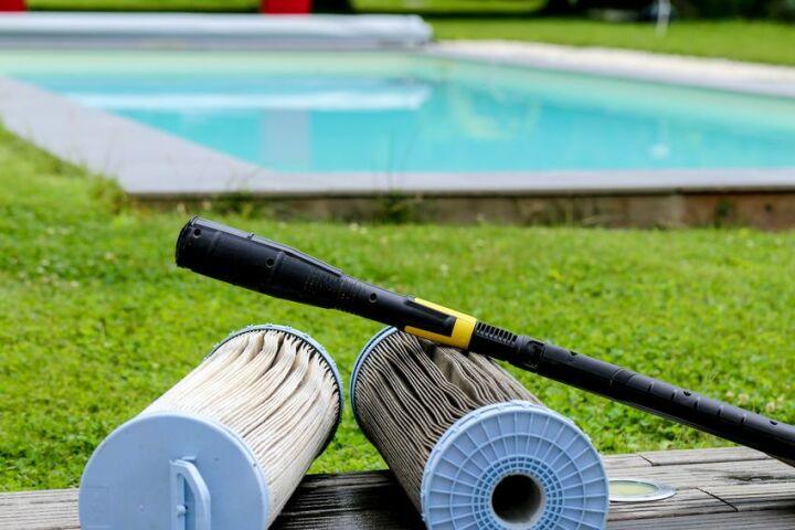 Comment changer la cartouche d 39 un filtre de piscine - Changer le sable d un filtre piscine ...