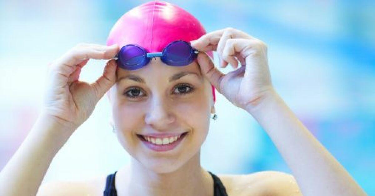 Comment choisir ses lunettes de natation - Lunettes de piscine correctrices ...