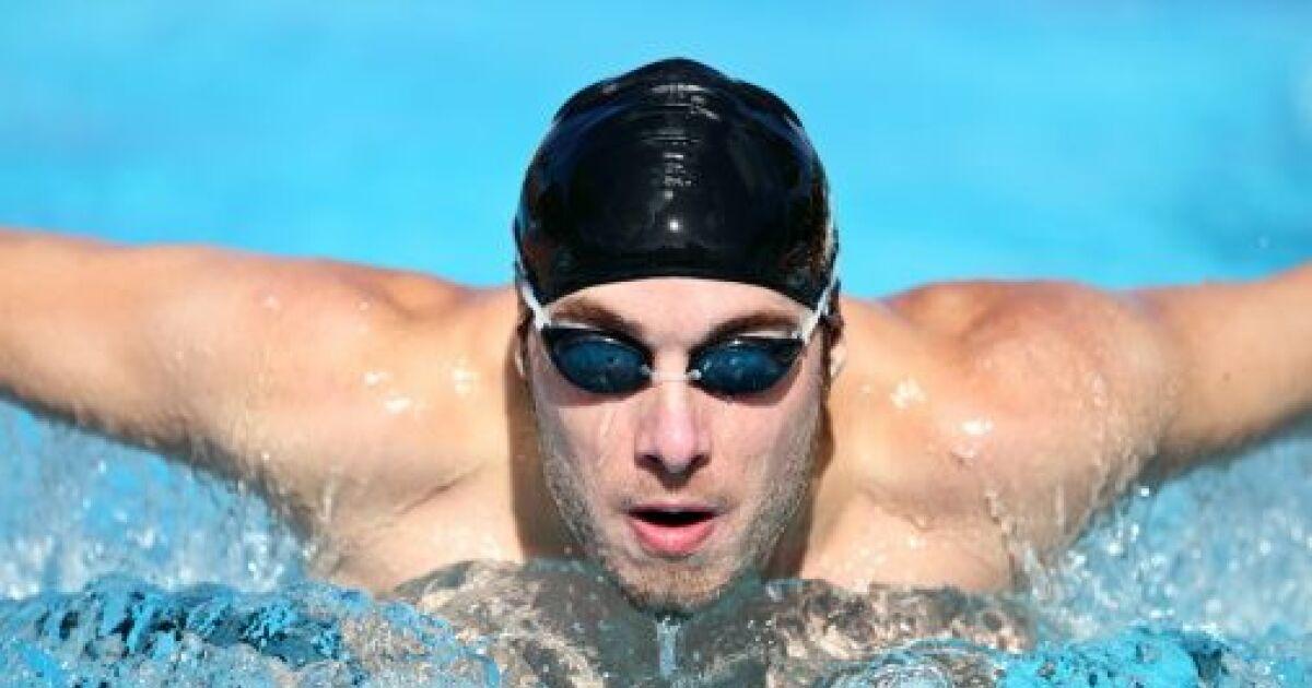 Comment éviter que de l eau entre dans mes lunettes de natation 27098bbf85e9