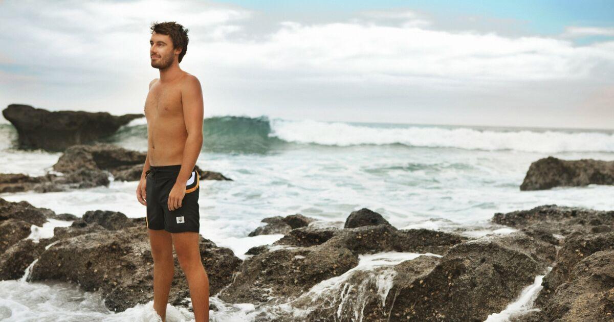 Comment s habiller la plage for Short piscine homme