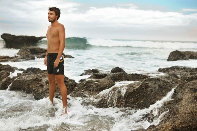 """Comment s'habiller à la plage ?<span class=""""normal italic petit"""">© Speedo</span>"""