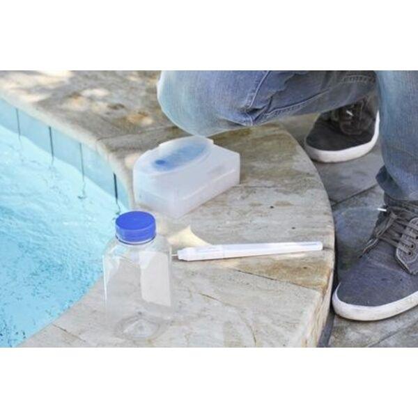 comment mesurer le taux de sel dans une piscine. Black Bedroom Furniture Sets. Home Design Ideas