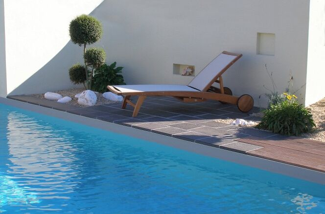 robot piscine fond parois et ligne d eau mon escalier. Black Bedroom Furniture Sets. Home Design Ideas