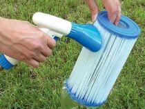 Comment nettoyer un filtre à cartouche de piscine ?