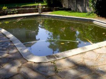 Comment rattraper une eau de piscine verte?