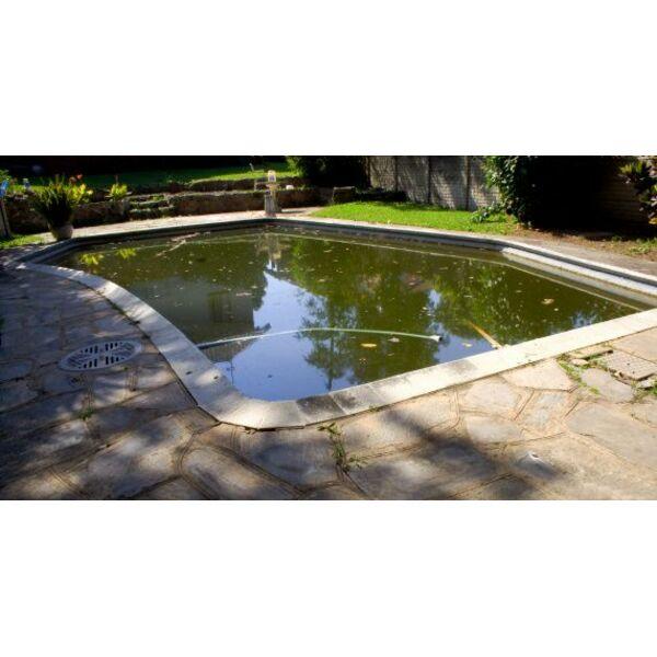 Comment rattraper une eau de piscine verte for Traitement eau piscine