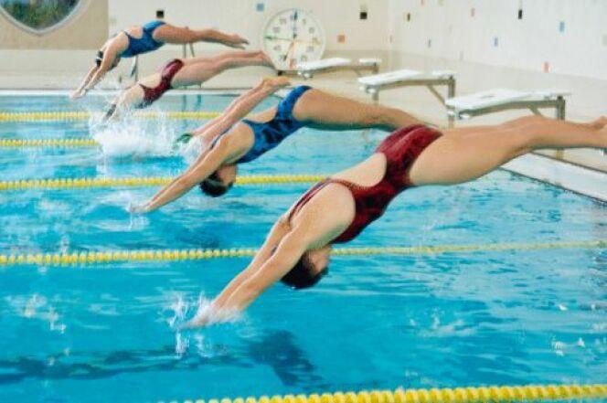 Comment récupérer entre deux séries de nage ?