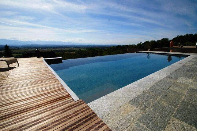 Le prix d'une piscine peut varier fortement d'un modèle à l'autre.