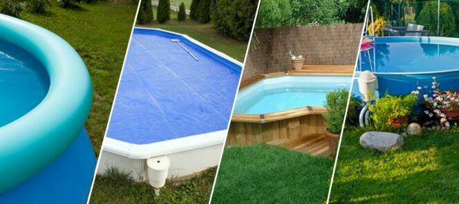 "Comparatif des différentes piscines hors-sol<span class=""normal italic petit"">© Fotolia.com et Bluewood</span>"