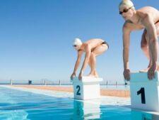 Compétitions de nage