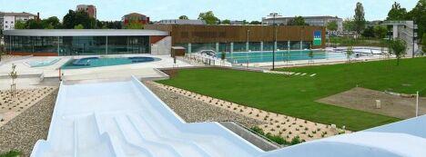 Complexe aquatique Ingreo - Piscine à Montauban