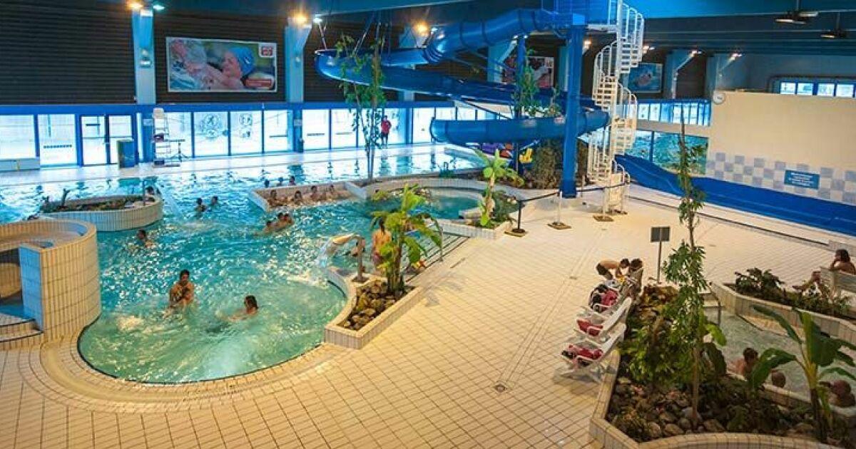 Complexe aquatique les eaux chaudes piscine digne les for Piscine de salles horaires