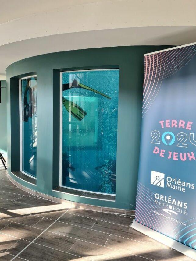 Complexe nautique de la Source - Piscine à Orléans