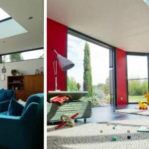 Extanxia : extension de maison par Concept Alu