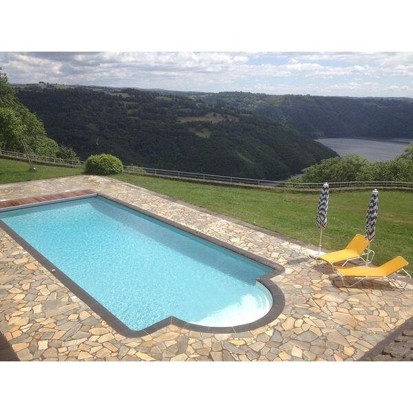 Concept piscines everblue polminhac pisciniste for Piscine everblue