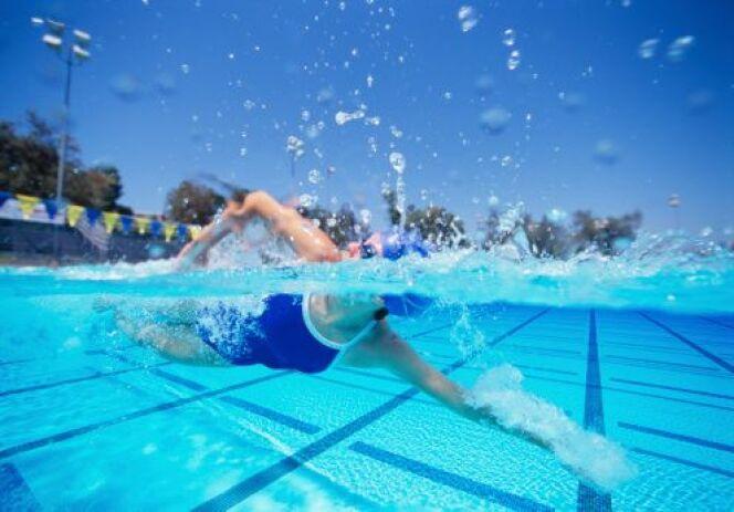 """Concilier entraînement intensif de natation et études<span class=""""normal italic petit"""">DR</span>"""