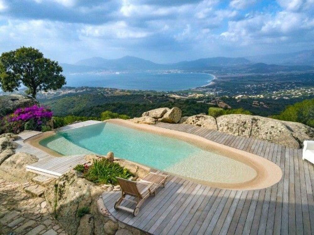 "Concours Pool & Hot Tub Alliance - catégorie ""Natural""© Diffazur Piscines"