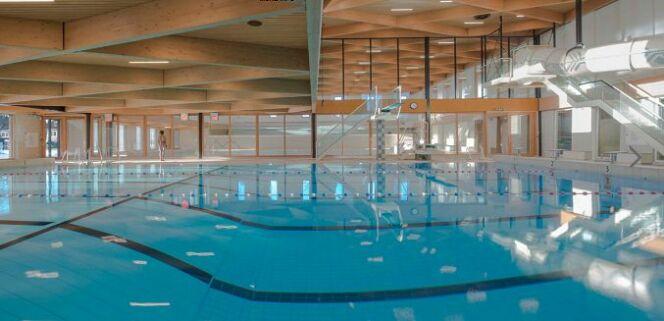 """Concours Pool Vision : les plus belles piscines récompensées à Piscine Global !<span class=""""normal italic petit"""">© M. Branimir Medic (de Architekten Cie.) - projet « Noorderparkbad » (Pays-Bas)</span>"""