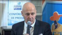 Conférence de presse de la FPP 2019