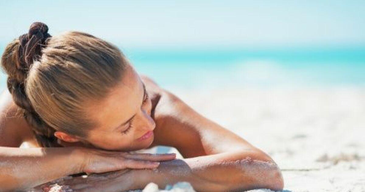Dossier les conseils pour avoir un beau bronzage cet t - Transformer un coup de soleil en bronzage ...