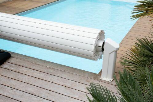 Conseils d'utilisation d'un volet de piscine