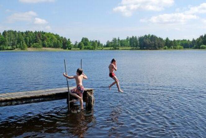 Conseils et précautions pour aller dans un plan d'eau