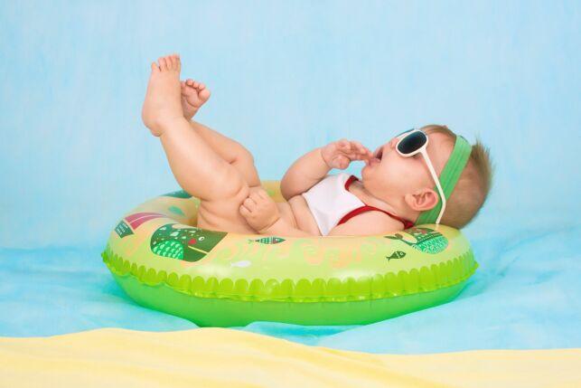 Conseils pour initier les bébés à la natation