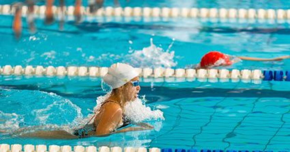 Comment nager plus vite en brasse for Piscine pour nager