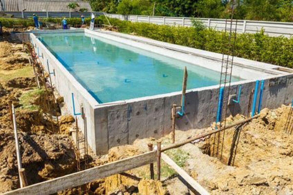Prix D Un Couloir De Nage construction d'un couloir de nage - guide-piscine.fr