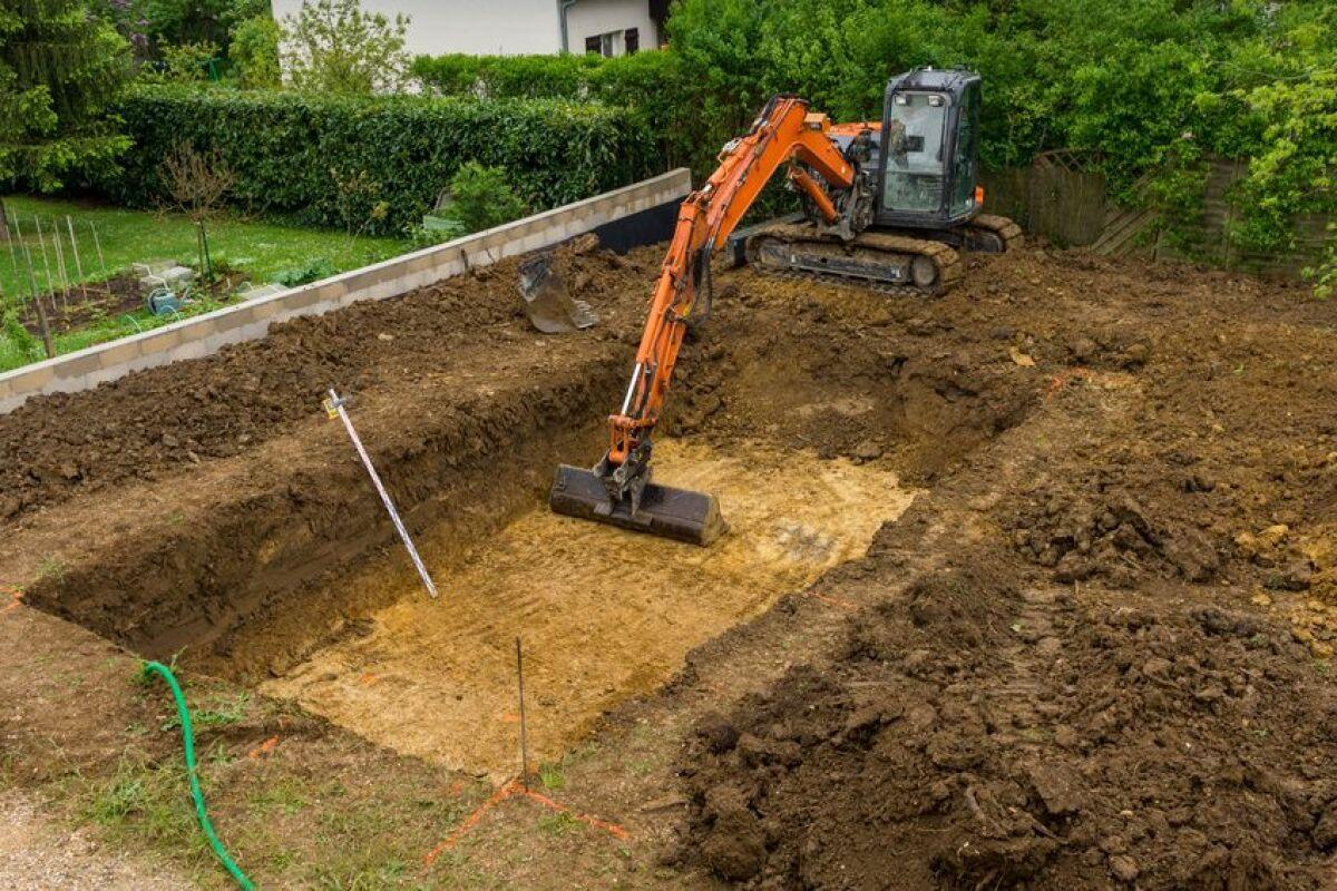Comment Faire Un Terrassement En Pente construction de piscine : les contraintes liées au sol