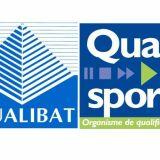 Construction de piscines : qualifications « Qualibat » et « Qualisport »