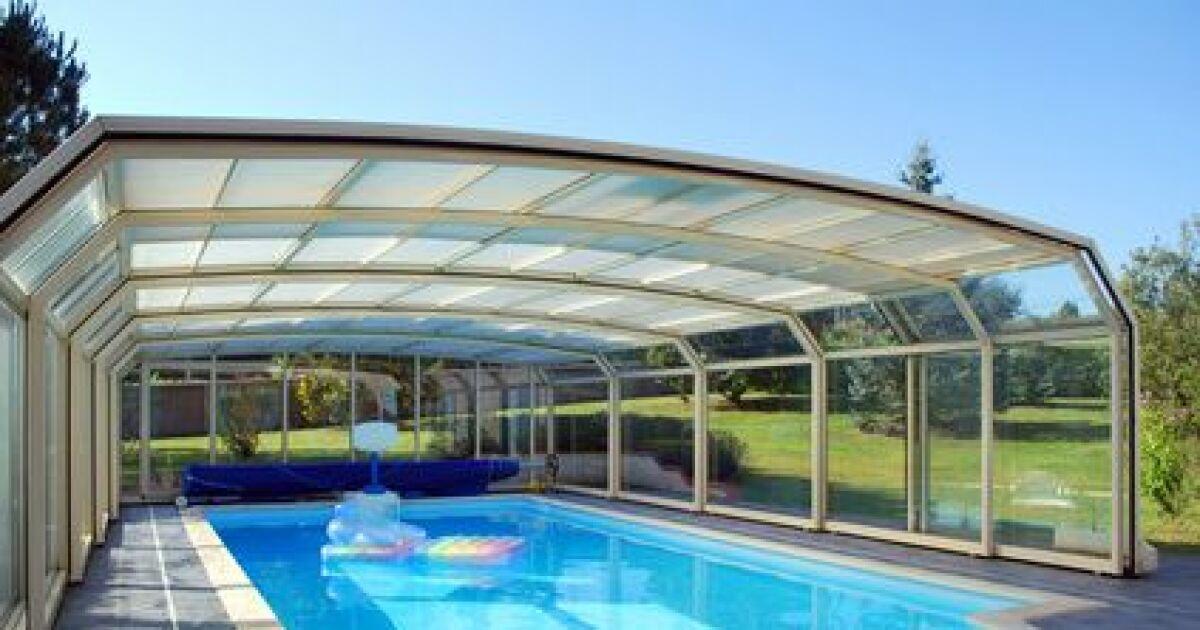 Construire une piscine couverte for Construire une piscine