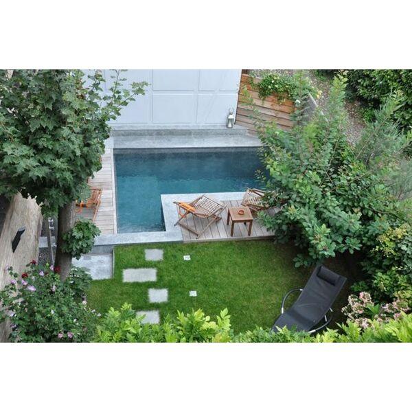 construire une piscine en ville quelles sont les possibilit s. Black Bedroom Furniture Sets. Home Design Ideas